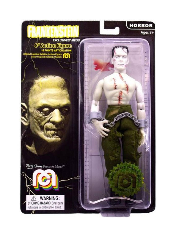Frankenstein Action Figure Frankenstein Bare Chest 20 cm