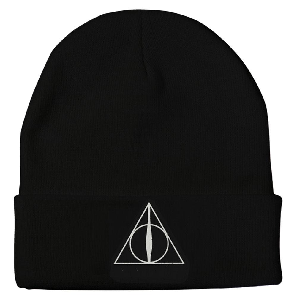 Harry Potter Beanie Deathly Hallows