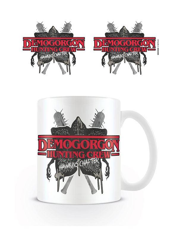Stranger Things Mug Demorgorgon Hunting Crew