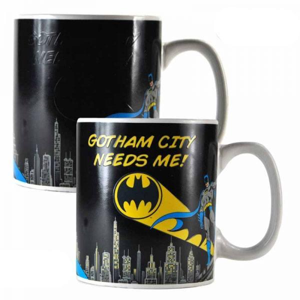 Batman Heat Change Mug Batman