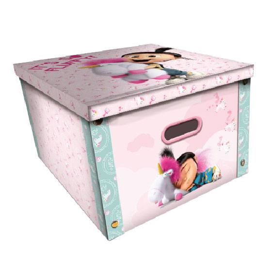 Despicable Me Storage Box It's So Fluffy Case (5)