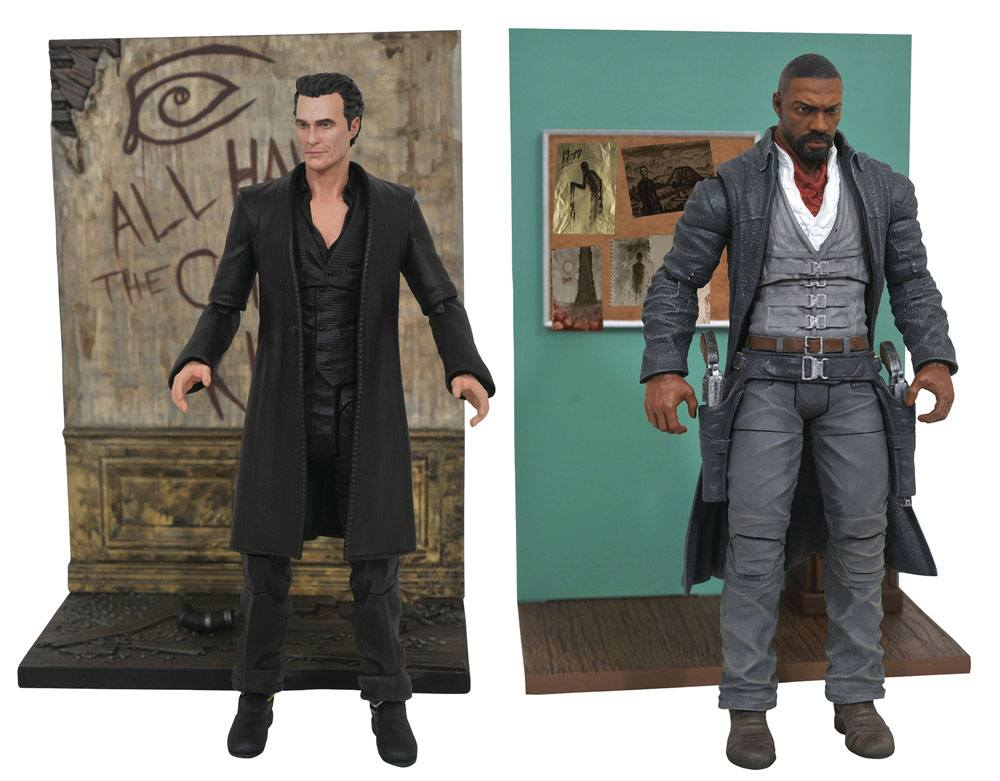 The Dark Tower Select Action Figures 18 cm Series 1 Assortment (6)
