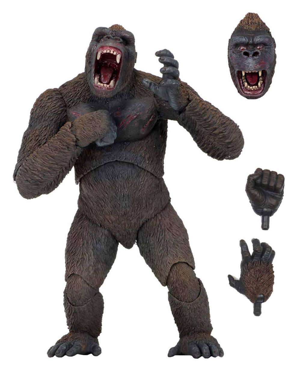 King Kong Action Figure 20 cm