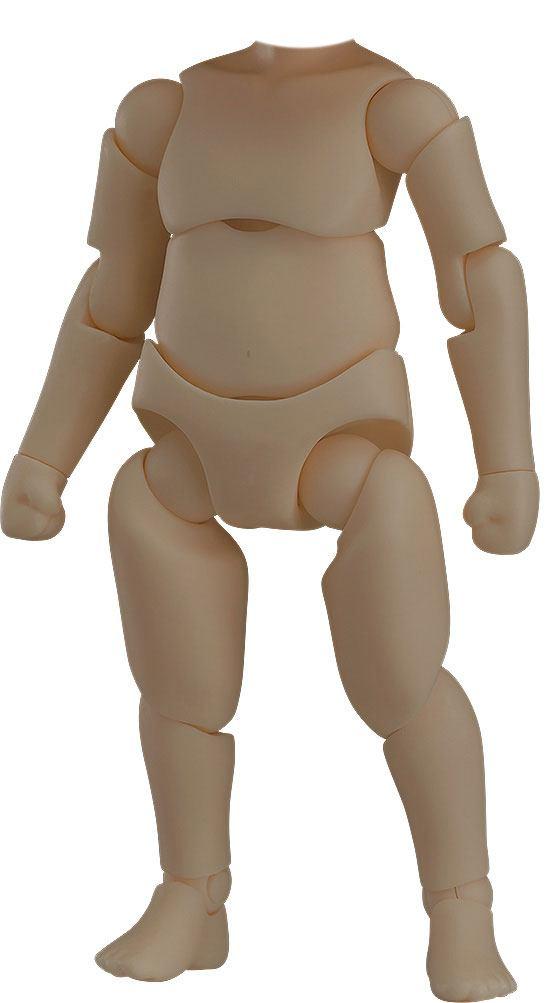 Original Character Nendoroid Doll Archetype Action Figure Boy (Cinnamon) 10 cm