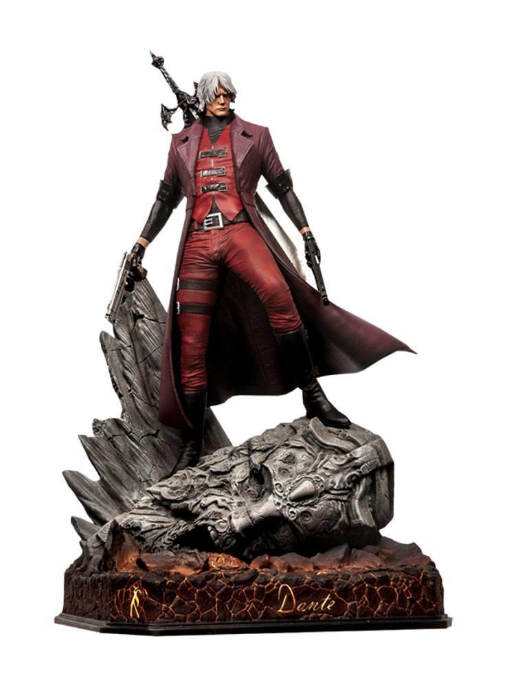 Devil May Cry Statue 1/4 Dante 70 cm