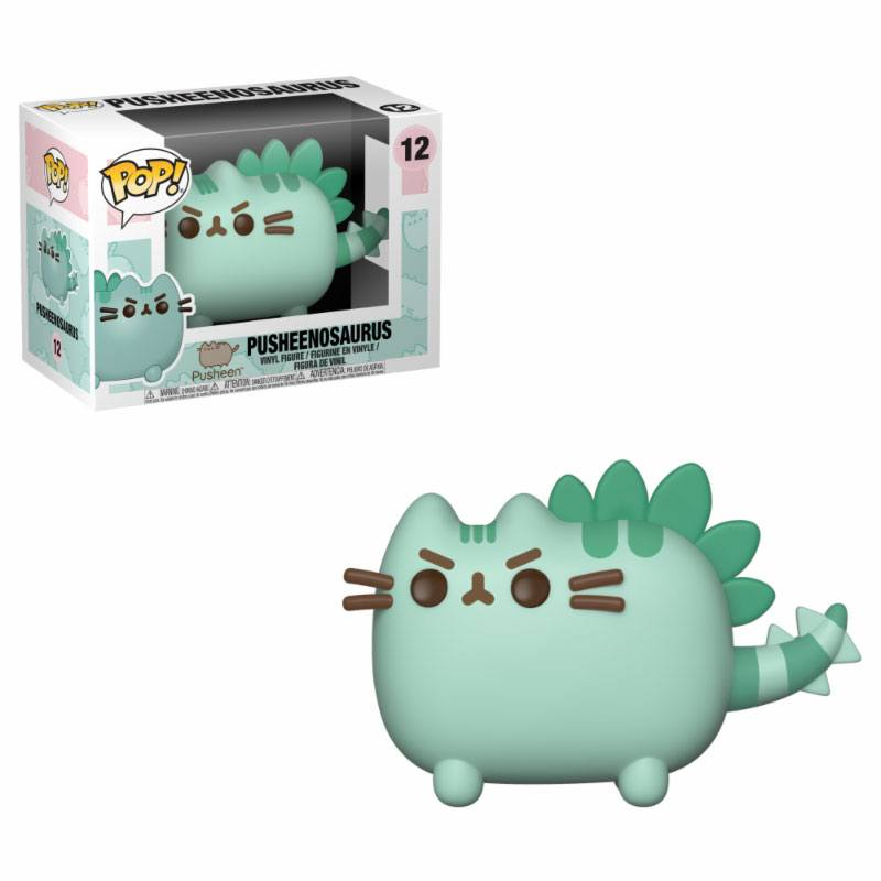 Pusheen POP! Vinyl Figure Pusheenosaurus 9 cm