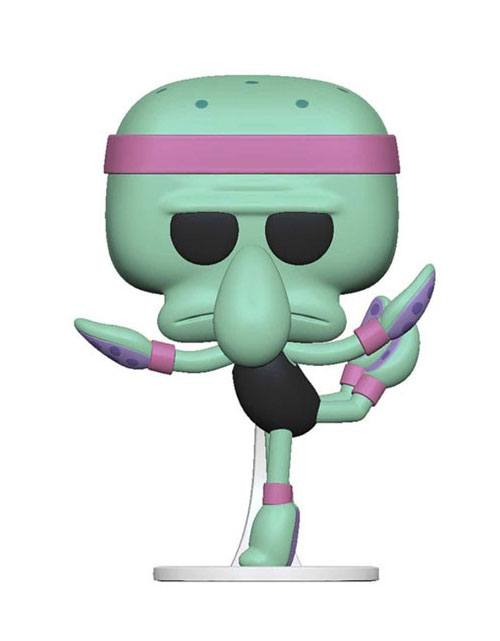 SpongeBob SquarePants POP! Vinyl Figure Squidward Ballerina 9 cm