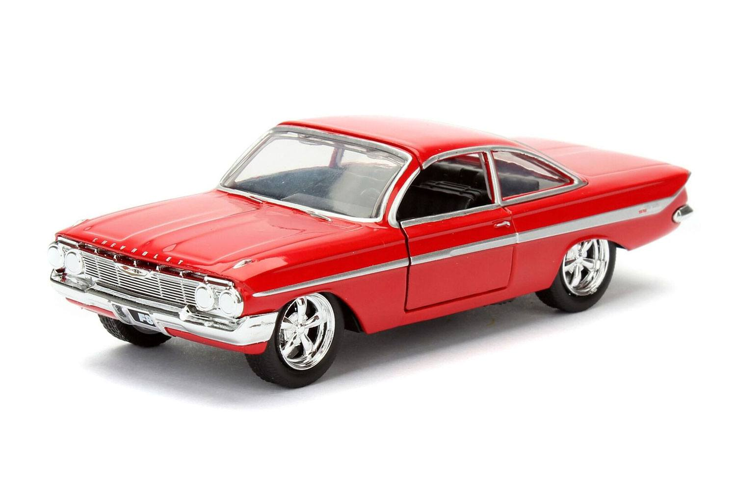 Fast & Furious 8 Diecast Model 1/32 Dom's 1961 Chevy Impala