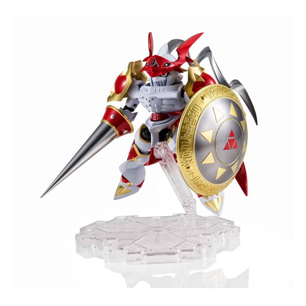 Digimon Adventure NXEDGE STYLE Action Figure Dukemon (Special Colour Version) 10 cm