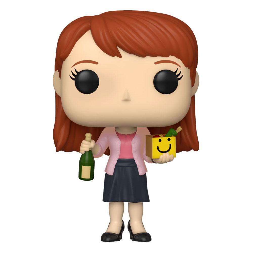 The Office US POP! TV Vinyl Figure Erin w/Happy Box & Champagne 9 cm