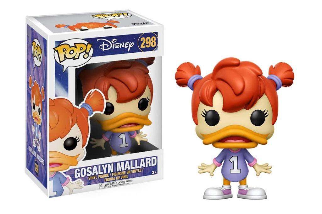 Darkwing Duck POP! Disney Vinyl Figure Gosalyn Mallard 9 cm