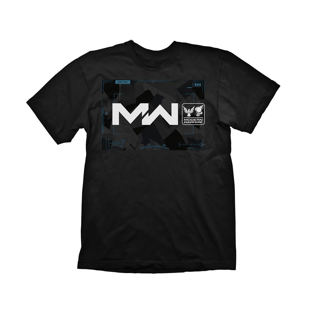 Call of Duty: Modern Warfare T-Shirt Multiplayer Comp Size L
