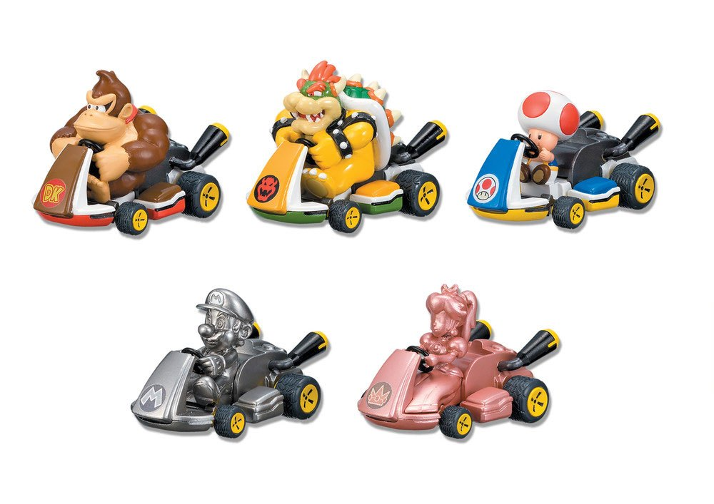 Mario Kart 8 Pull Back Cars Display (15)