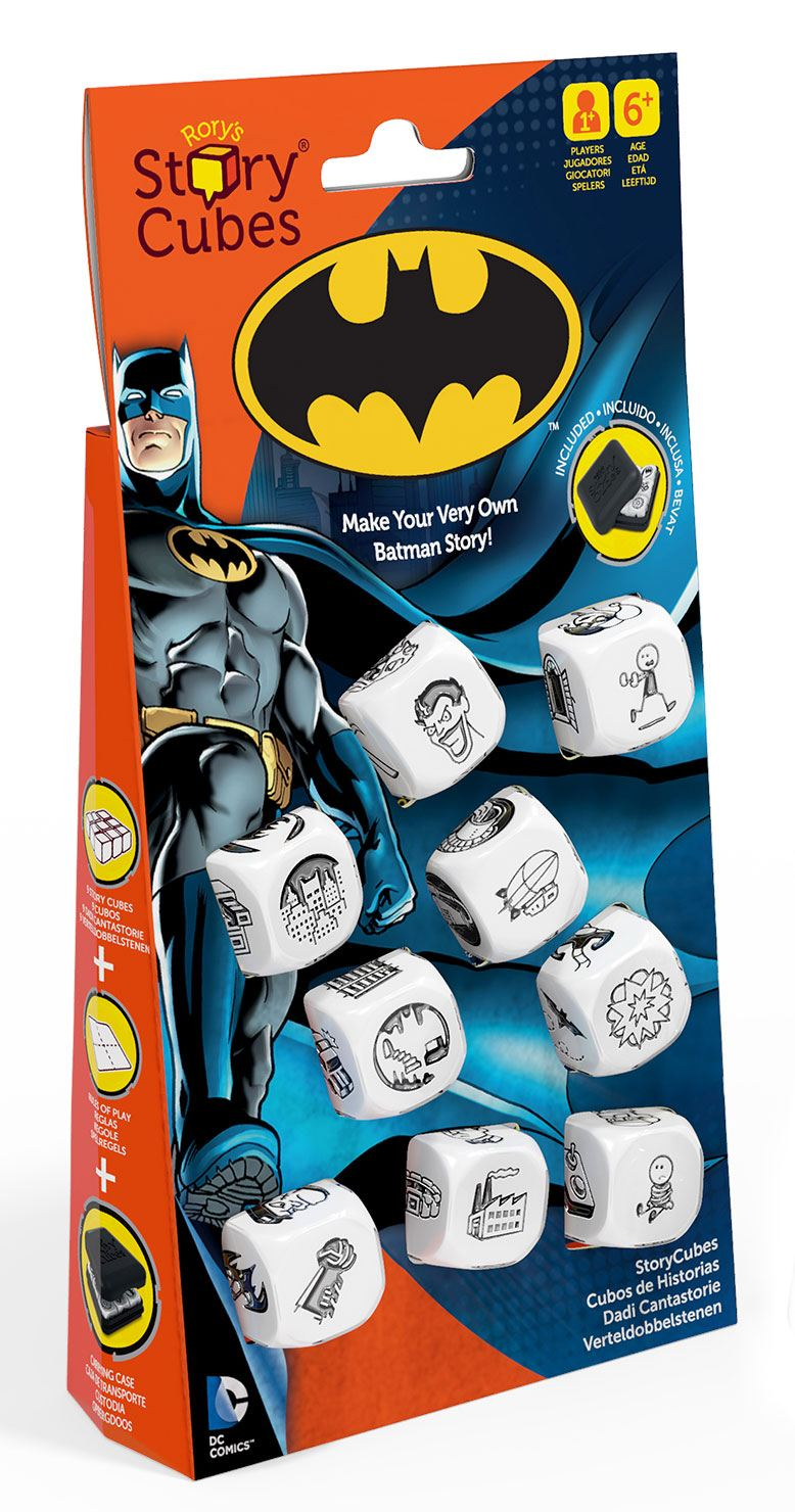 Batman Dice Game Rory's Story Cubes Storyworlds