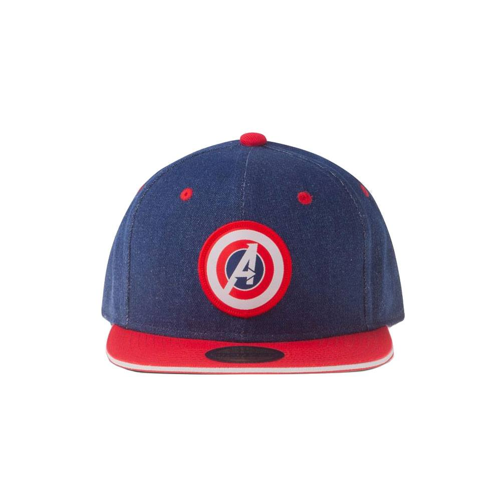 Avengers Snapback Cap Game