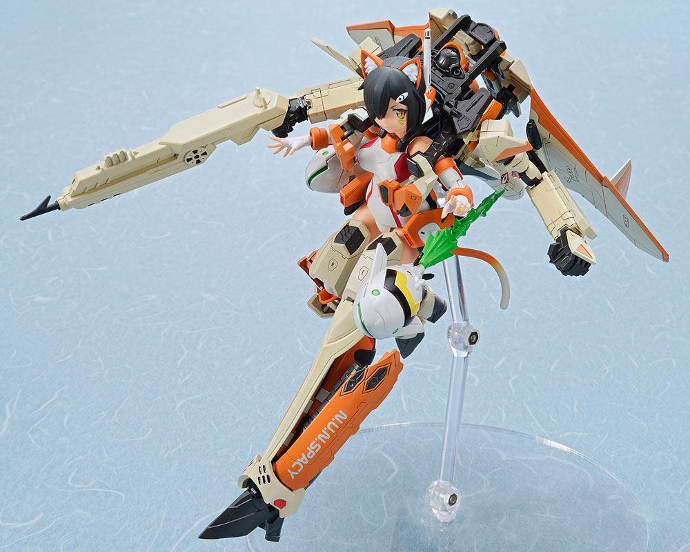 Macross Delta V.F.G. Action Figure VF-31D Skuld SP 20 cm