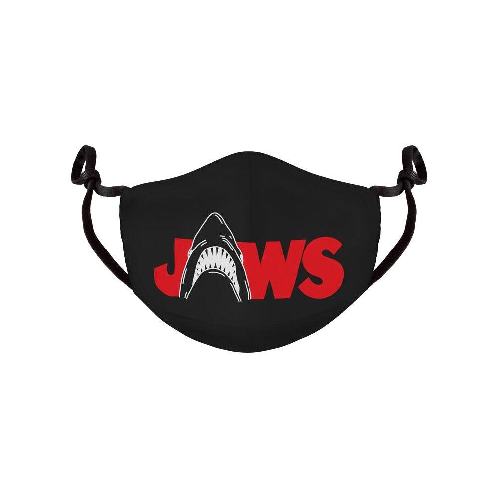 Jaws Face Mask Logo