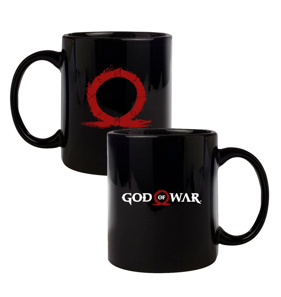 God of War Mug Logo