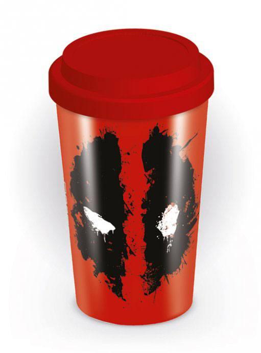 Marvel Comics Travel Mug Deadpool
