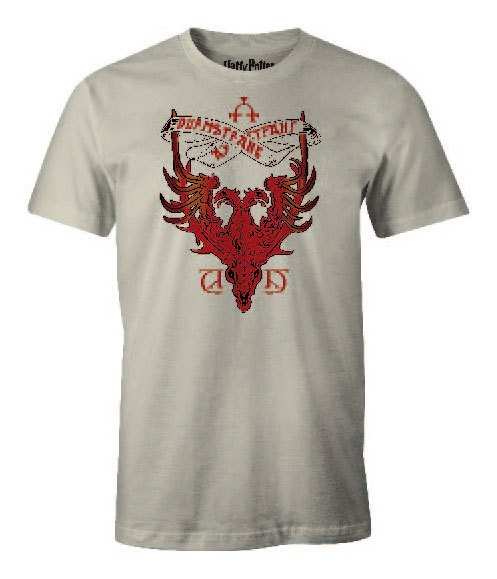 Harry Potter T-Shirt Durmstrang Size S