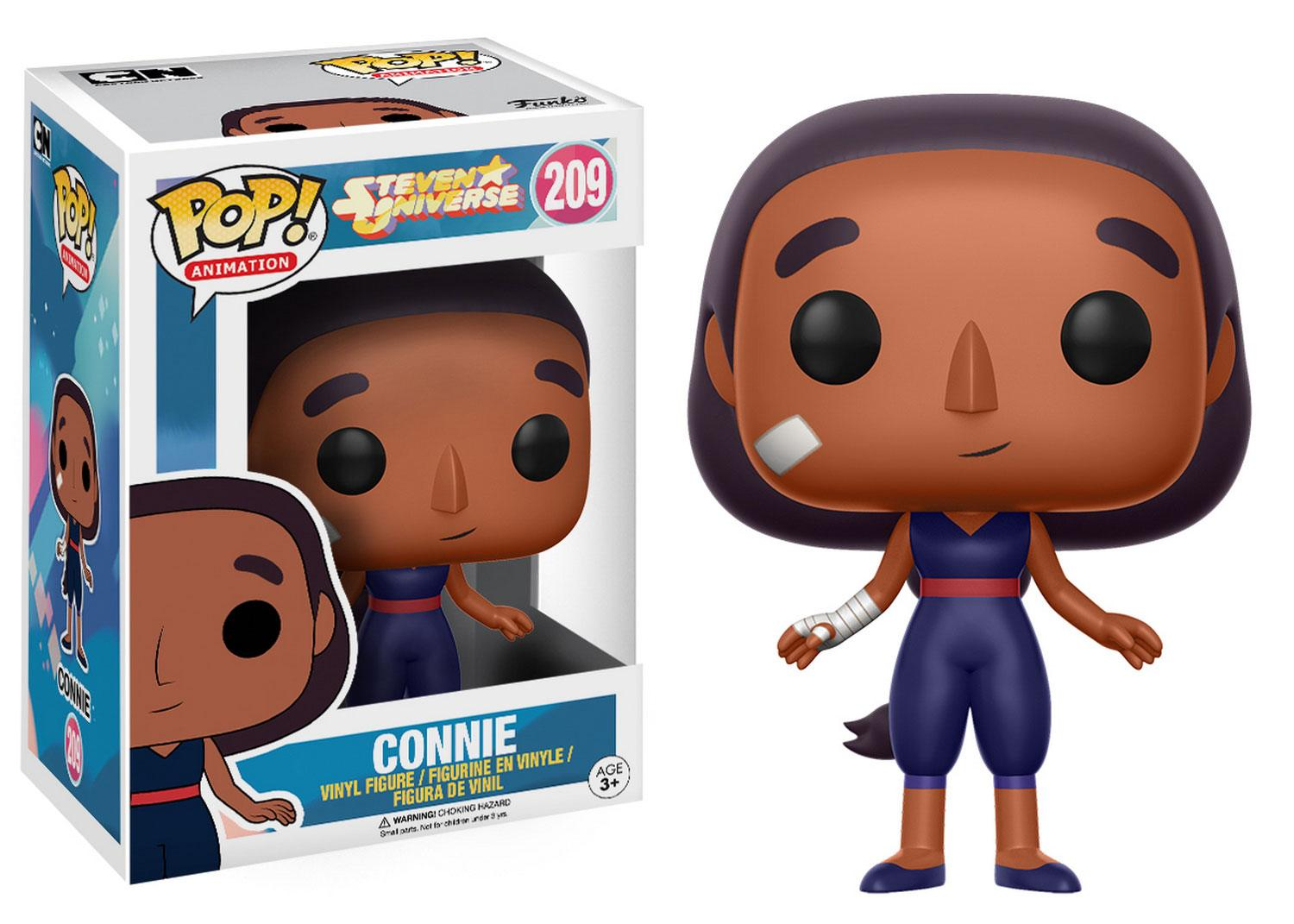 Steven Universe POP! Animation Vinyl Figure Connie 9 cm