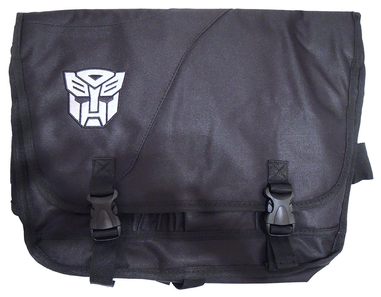Transformers Messenger Bag Logo LC Exclusive