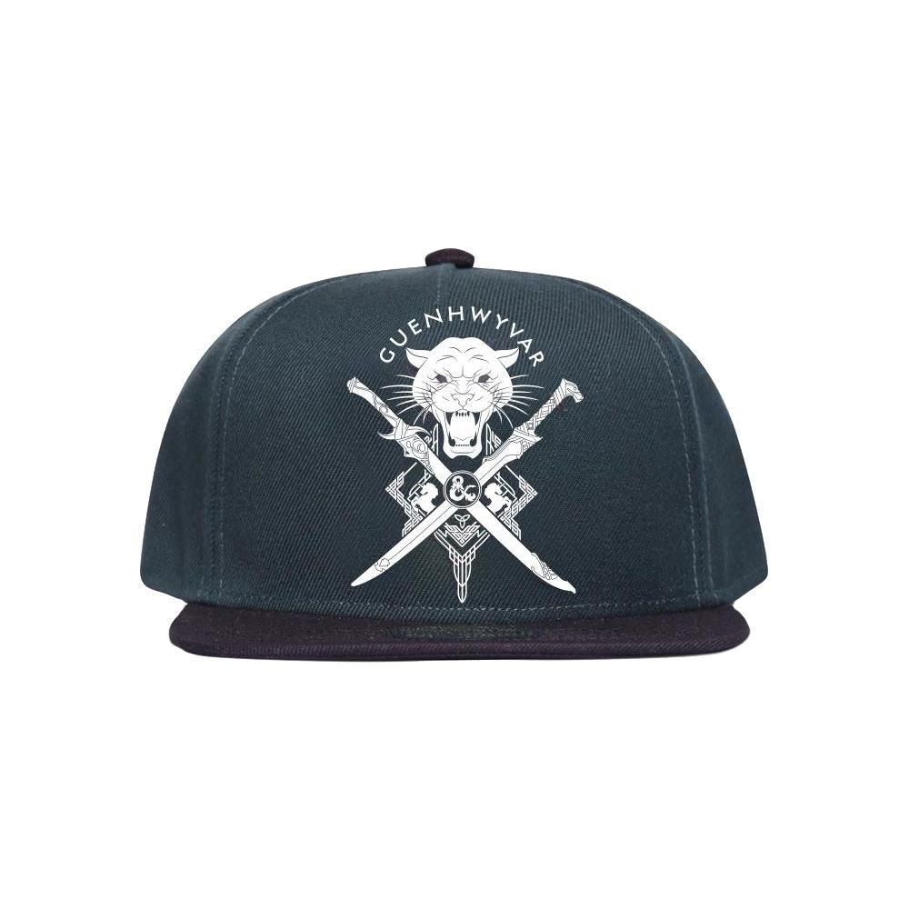 Difuzed Dungeon & Dragons Snapback Cap Drizzt
