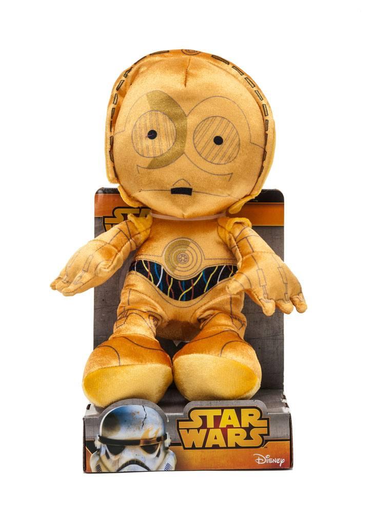 Star Wars Plush Figure C-3PO 25 cm