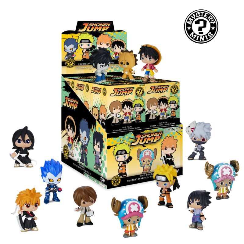 Best of Anime Mystery Mini Figures 6 cm Series 3 Display (12)