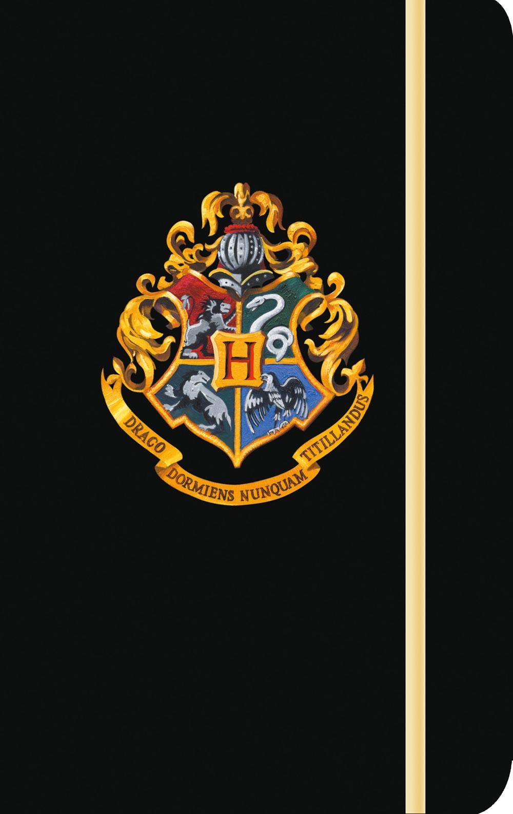 Harry Potter Notebook Hogwarts 13 x 21 cm