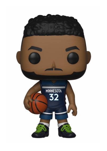NBA POP! Sports Vinyl Figure Karl-Anthony Towns (Timberwolves) 9 cm