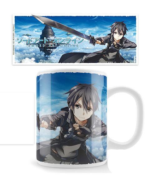 Sword Art Online Mug Solo Sky