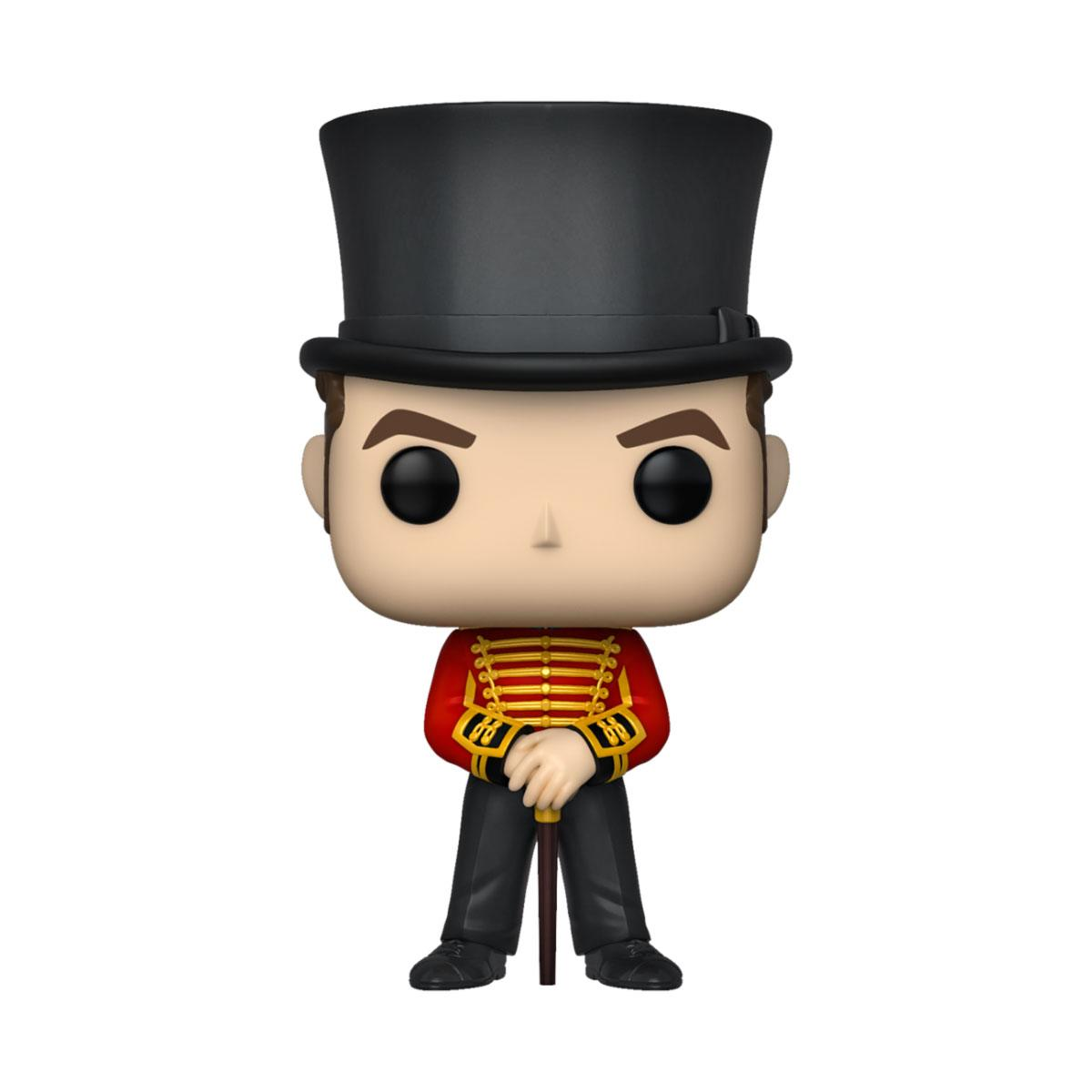 The Greatest Showman POP! Movies Vinyl Figure Phillip Carlyle 9 cm