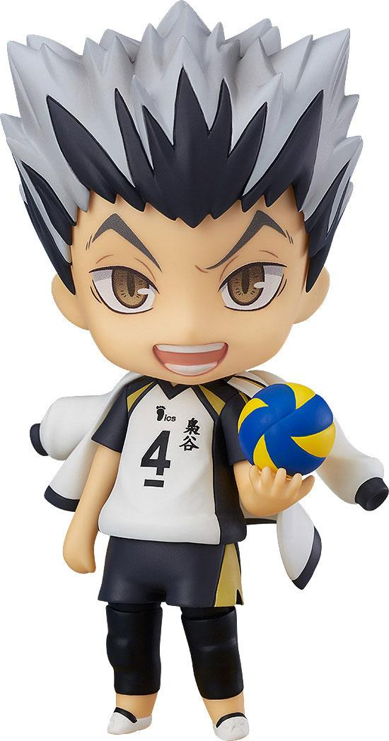 Haikyu!! Nendoroid Action Figure Kotaro Bokuto 10 cm