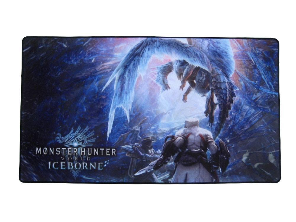 Monster Hunter World: Iceborne Mousepad Poster