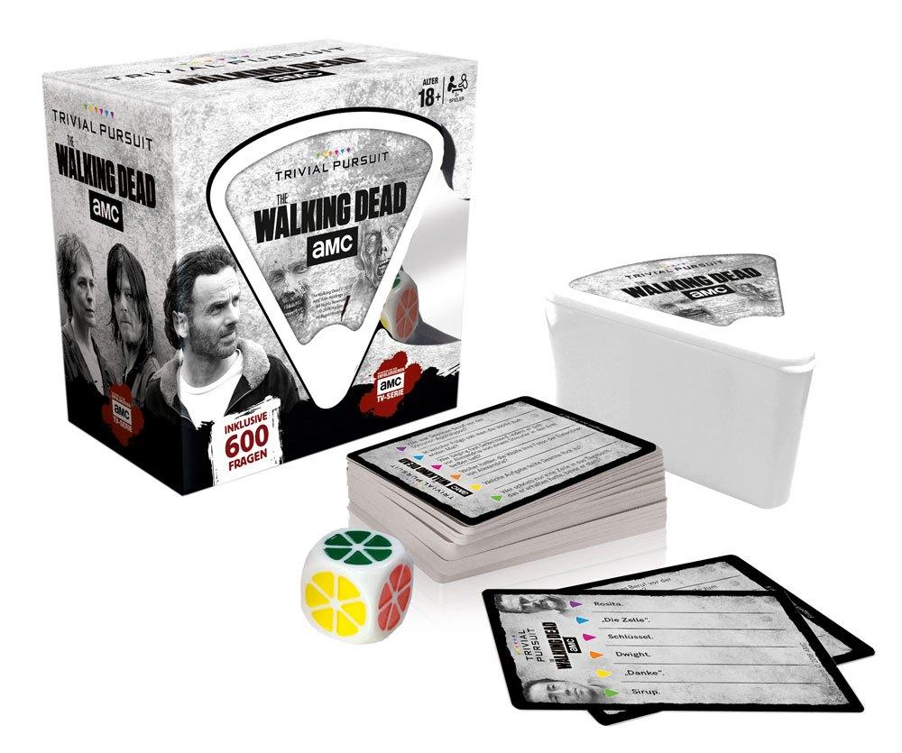 The Walking Dead (AMC) Card Game Trivial Pursuit *German Version*