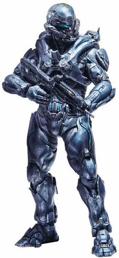 Halo 5 Guardians Series 1 Action Figure Spartan Locke 15 cm