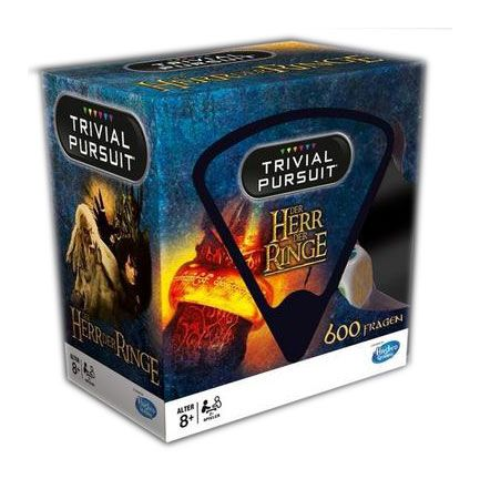 Lord of the Rings Board Game Trivial Pursuit *German Version*