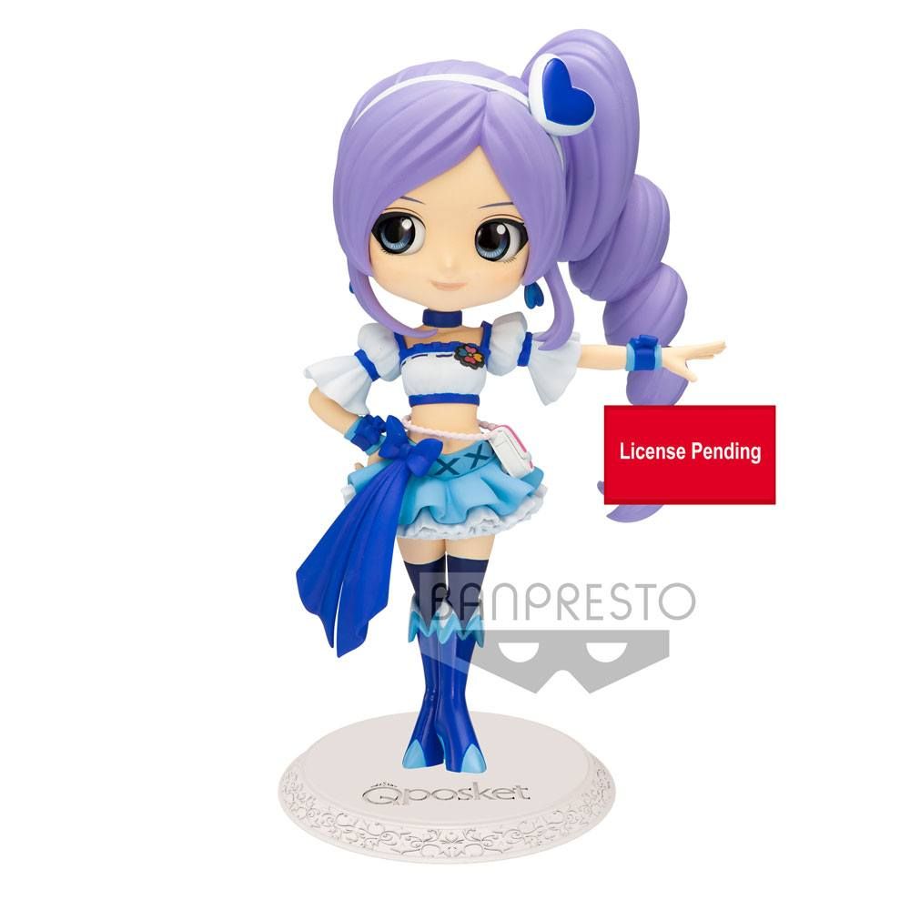 Fresh Pretty Cure! Q Posket Mini Figure Cure Berry Ver. A 14 cm