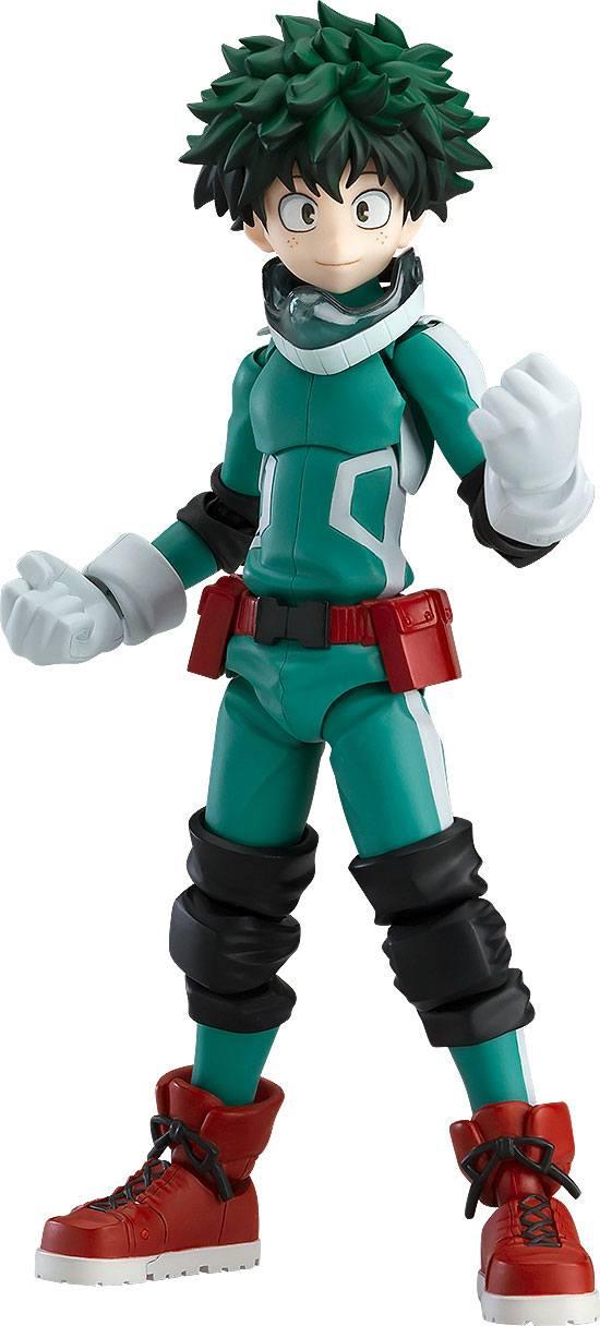 My Hero Academia Figma Action Figure Izuku Midoriya 14 cm