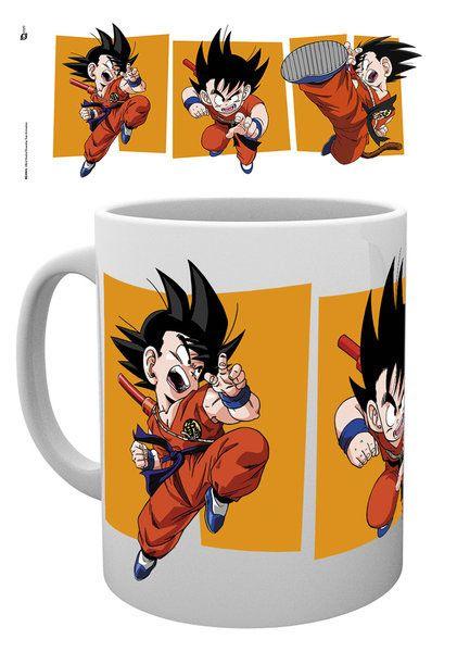 Dragonball Z Mug Goku