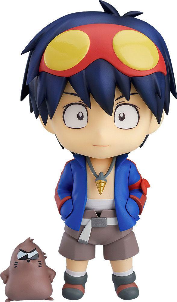 Tengen Toppa Gurren Lagann Nendoroid Action Figure Simon 10 cm