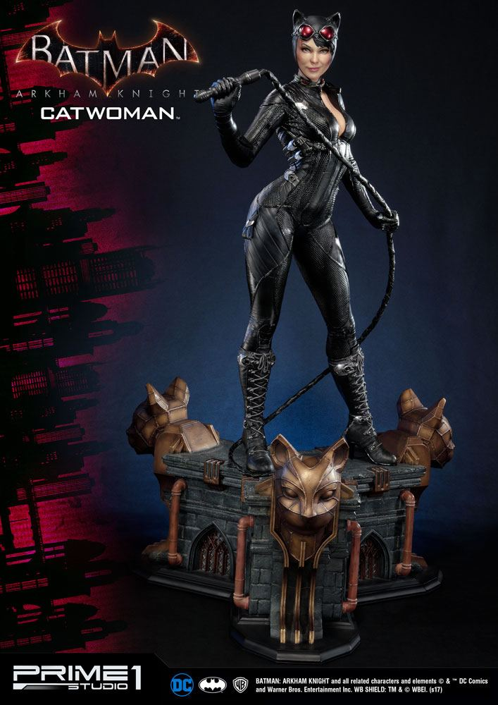 Batman Arkham Knight Statue Catwoman 79 cm