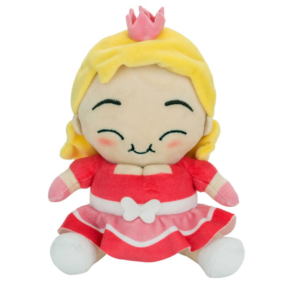 Fat Princess Stubbins Plush Figure Pink Princess 20 cm