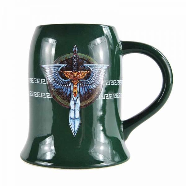 Warhammer Tankard Mug Dark Angels