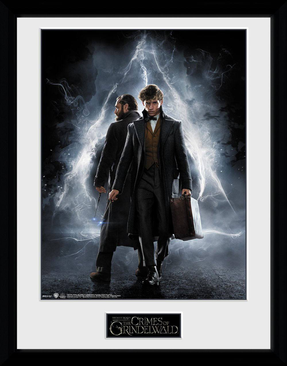 Fantastic Beasts 2 Framed Poster One Sheet 45 x 34 cm