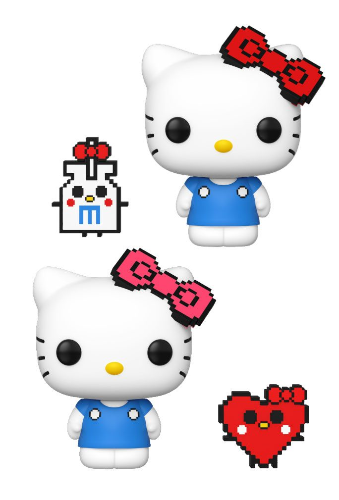 Hello Kitty POP! Sanrio Vinyl Figures Hello Kitty Anniversary 9 cm Assortment (6)