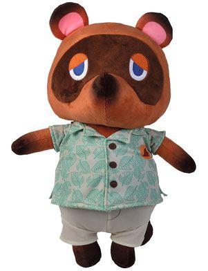 Animal Crossing Plush Figure Tom Nook 40 cm