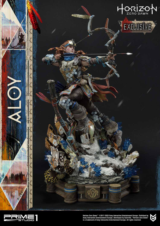 Horizon Zero Dawn Statues 1/4 Aloy & Aloy Exclusive 70 cm Assortment (3)