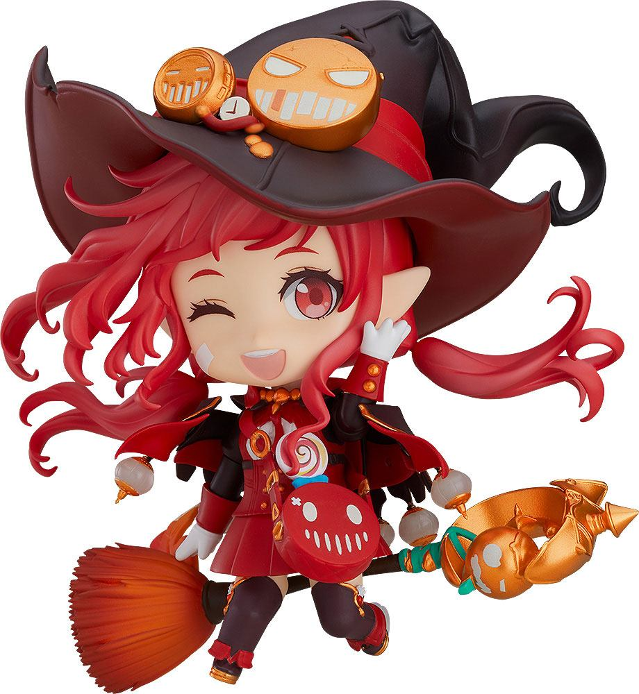 Dungeon Fighter Online Nendoroid Action Figure Geniewiz 10 cm